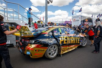 David Reynolds and Luke Youlden, Erebus Motorsport Holden ZB Commodore
