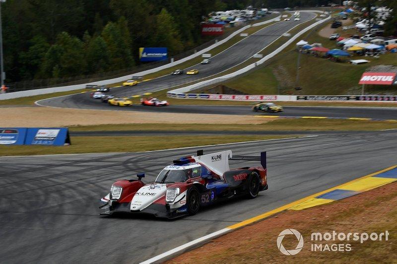 #52 PR1 Mathiasen Motorsports ORECA LMP2, LMP2: Matthew McMurry, Dalton Kellett, Gabriel Aubry