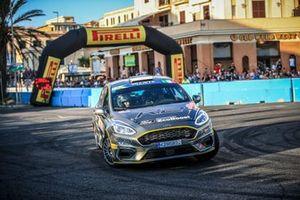 Ken Torn, Kauri Pannas, Ford Fiesta R2T, Rally di Roma Capitale, FIA ERC, ERC3