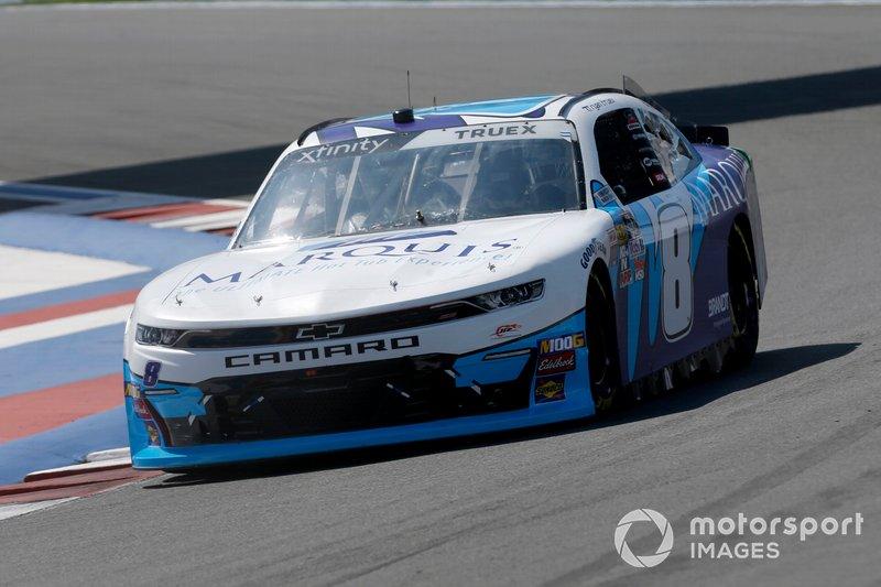 Ryan Truex, JR Motorsports, Chevrolet Camaro Marquis