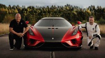 El récord del Koenigsegg Regera