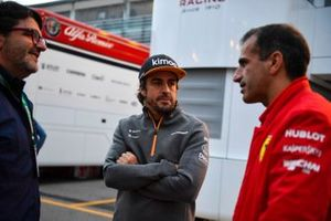 Fernando Alonso, McLaren, Marc Gene, Ferrari
