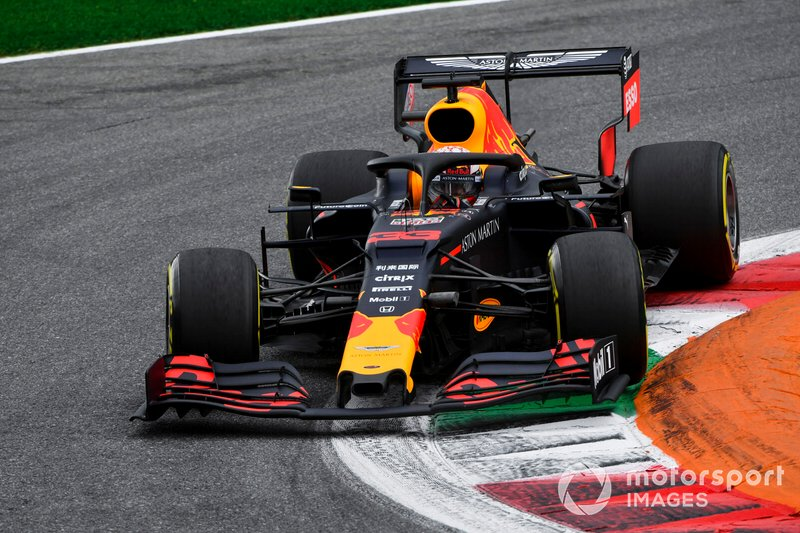 8 - Max Verstappen, Red Bull Racing RB15
