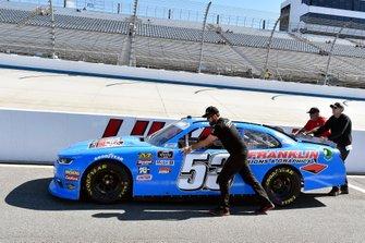 Kyle Weatherman, Means Motorsports, Chevrolet Camaro