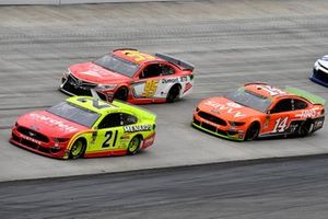 Paul Menard, Wood Brothers Racing, Ford Mustang Menards / Cardell Cabinets, Matt DiBenedetto, Leavine Family Racing, Toyota Camry Dumont Jets, Clint Bowyer, Stewart-Haas Racing, Ford Mustang ITsavvy / Haas