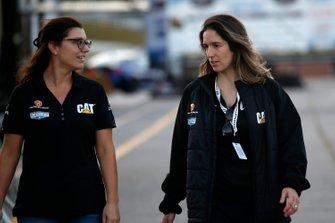 #57 Heinricher Racing w/Meyer Shank Racing Acura NSX GT3: Katherine Legge, Ana Beatriz
