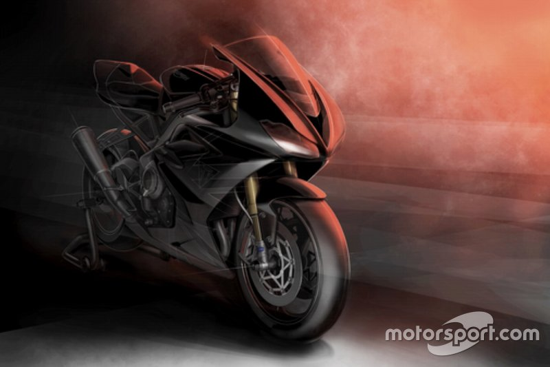 Presentazione Daytona Moto2 765 Limited Edition
