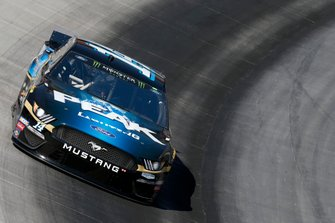 Clint Bowyer, Stewart-Haas Racing, Ford Mustang Peak Lighting