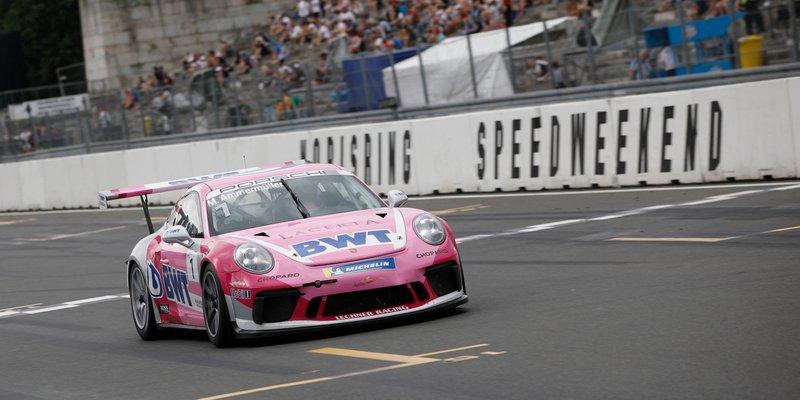 Michael Ammermuller, Porsche 911 GT3 Cup