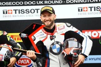 Tom Sykes, BMW Motorrad WorldSBK Team takes pole
