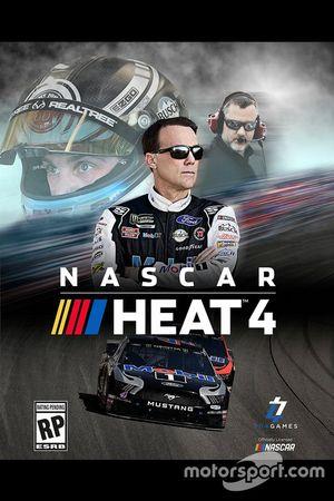 Cover: NASCAR Heat 4