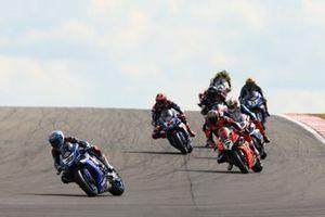 Marco Melandri, GRT Yamaha WorldSBK, Chaz Davies, Aruba.it Racing-Ducati Team