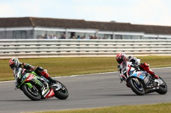 Jonathan Rea, Kawasaki Racing Team, Tom Sykes, BMW Motorrad WorldSBK Team