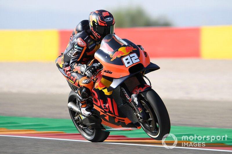 18-е место: Мика Каллио, Red Bull KTM - 1.49,085