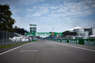 Start-finish Monza