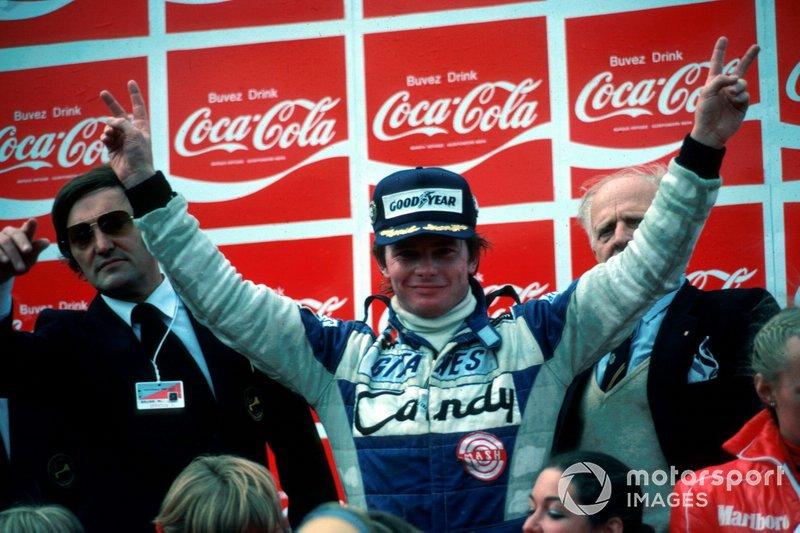 #67 Didier Pironi, Ligier