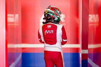 #70 MR RACING - Ferrari 488 GTE EVO: Motoaki Ishikawa