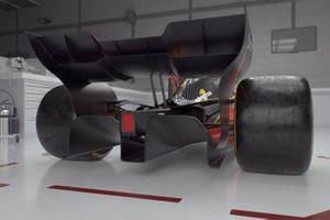 Infografica della F1 del 2021