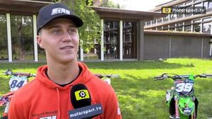 Roan van de Moosdijk voorbeschouwing Motocross of Nations Assen