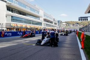 Raoul Hyman, Sauber Junior Team by Charouz and Richard Verschoor, MP Motorsport