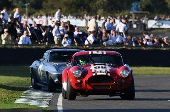 RAC TT Celebration Fisken Dario Franchitti Cobra