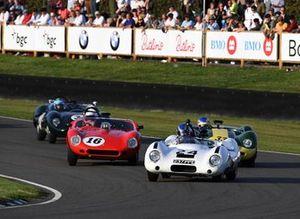 Sussex Trophy Wills Lotus Minshaw Lister Hancock Ferrari
