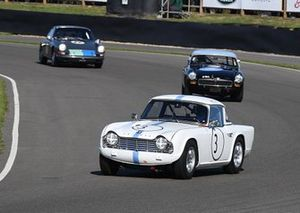 Fordwater Trophy Keith Files Triumph TR4