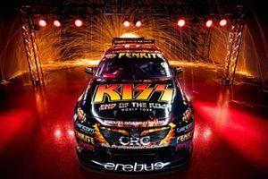 Автомобиль Holden ZB Commodore команды Erebus Motorsport в ливрее KISS