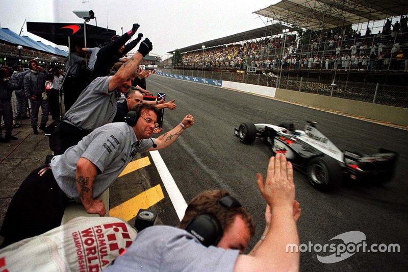 1998 Brazilian GP
