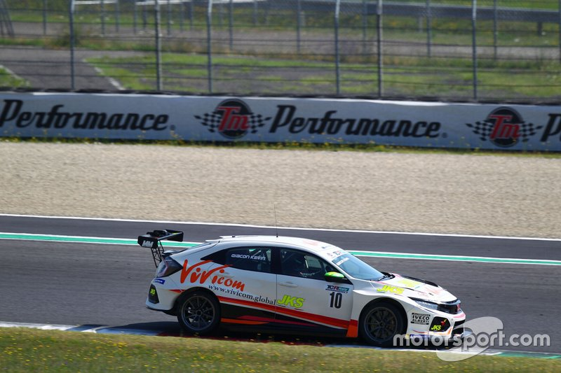 Jonathan Giacon, MM Motorsport, Honda Civic FK2-TCR