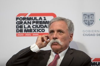 Chase Carey, Presidente de Formula One