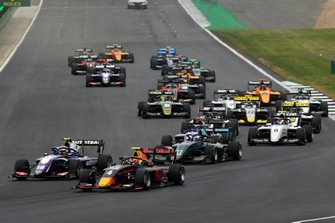 Pedro Piquet, Trident, Liam Lawson, MP Motorsport