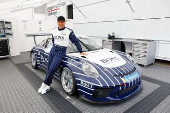 Chris Hoy, Porsche Motorsport ViP Car