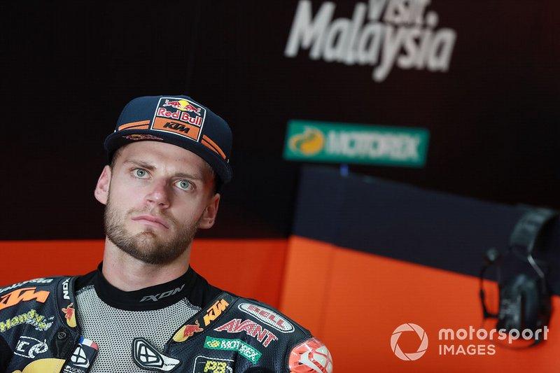Brad Binder, KTM Ajo Thai MotoGP 2019