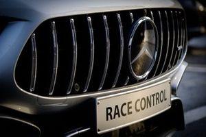 Race control car detail