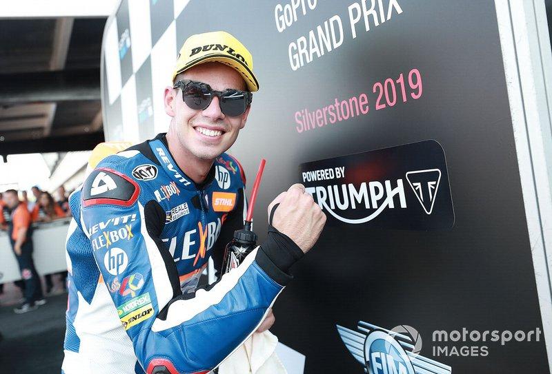 18. Augusto Fernandez, Moto2