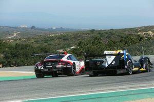 #912 Porsche GT Team Porsche 911 RSR, GTLM: Earl Bamber, Laurens Vanthoor, #38 Performance Tech Motorsports ORECA LMP2, LMP2: James French, Cameron Cassels