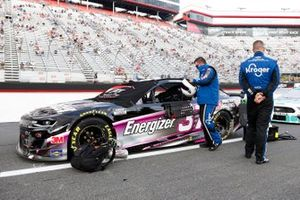 Ryan Preece, JTG Daugherty Racing, Chevrolet Camaro Energizer