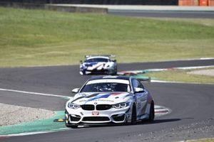 Guerra Francesco, Riccitelli Simone, Neri Nicola, BMW M4 GT4 #215, BMW Team Italia