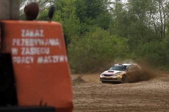 Kajetan Kajetanowicz, Maciej Szczepaniak, Subaru Impreza WRX STI