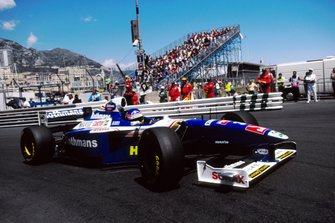 Жак Вильнёв, Williams FW19