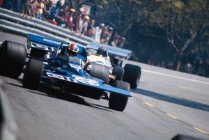Francois Cevert, Tyrrell 002 Ford, Jo Siffert, BRM P160