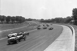Indy 500 pace lap