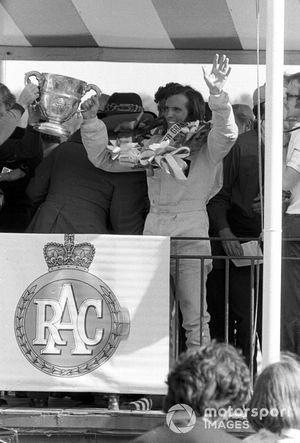 Winner Emerson Fittipaldi, Lotus 72D
