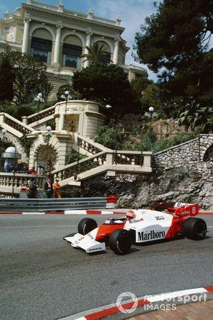 Niki Lauda, McLaren MP4/2