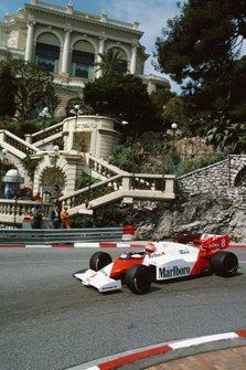 Niki Lauda, McLaren MP4/2-TAG Porsche