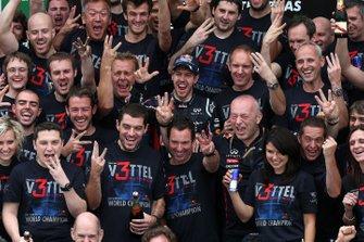 Formel-1-Weltmeister 2012: Sebastian Vettel, Red Bull Racing