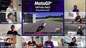 MotoGP Virtuele Race