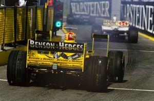 Ralf Schumacher, Jordan 198 Mugen-Honda