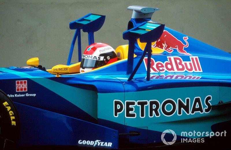 Johnny Herbert, Sauber Petronas C17